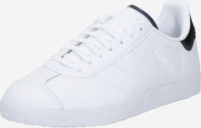 Sneaker low 'Gazelle' ADIDAS ORIGINALS pe negru / alb, Vizualizare produs