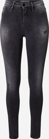 DENHAM Jeans 'Needle' in de kleur Zwart, Productweergave