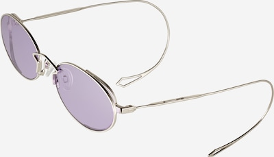 McQ Alexander McQueen Sluneční brýle - fialová / stříbrná, Produkt