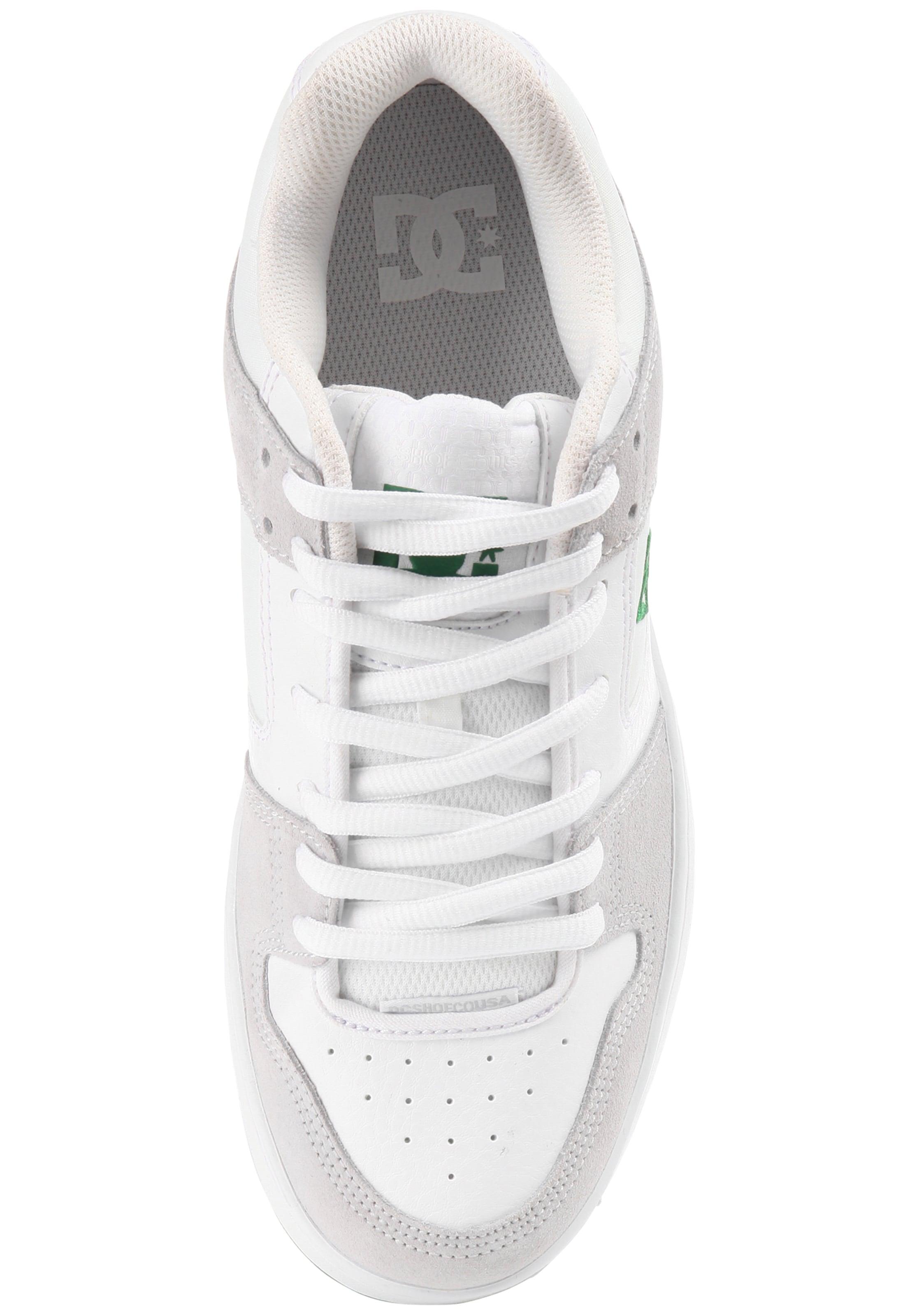 Dc 'manteca' GrünWeiß In Sneaker Shoes X0wO8Pnk