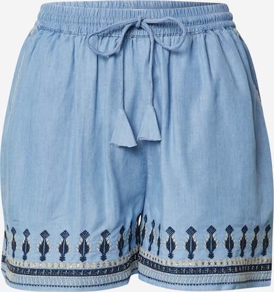Pepe Jeans Spodnie 'Tora' w kolorze beżowy / niebieski / jasnoniebieskim, Podgląd produktu