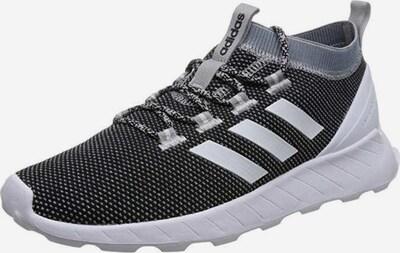 ADIDAS ORIGINALS Sneaker in basaltgrau / schwarz: Frontalansicht