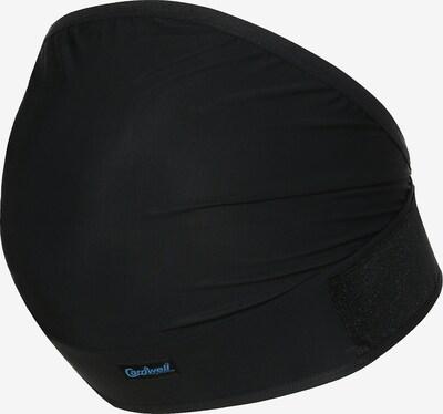 Carriwell Stützgürtel in schwarz, Produktansicht