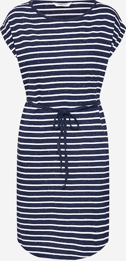 Wemoto Kleid 'NEW KANO STRIPE' in navy / weiß, Produktansicht