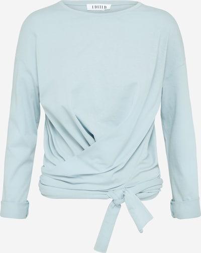 EDITED Langarmshirt 'Francille' in hellblau, Produktansicht