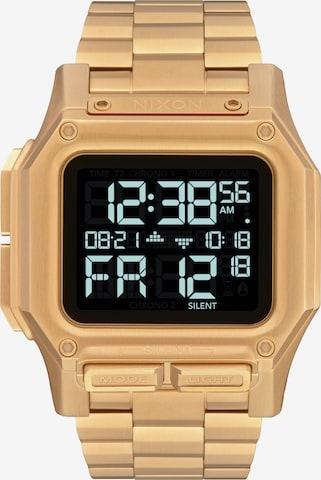 Nixon Uhr 'Regulus SS' in Gold