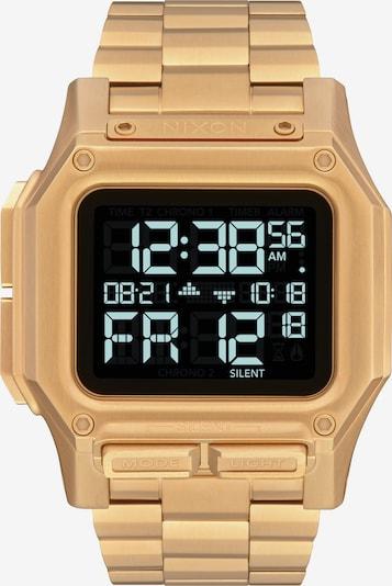 Nixon Uhr 'Regulus SS' in gold, Produktansicht