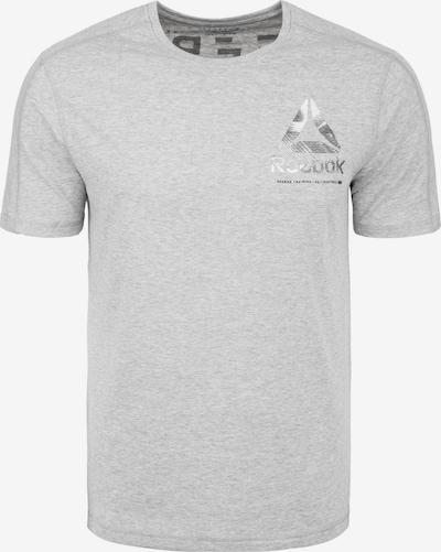 REEBOK Functioneel shirt 'One Series' in de kleur Grijs gemêleerd / Gemengde kleuren, Productweergave