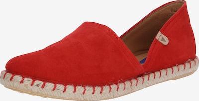 VERBENAS Espadrilles 'CALPE / CARMEN' in de kleur Rood, Productweergave