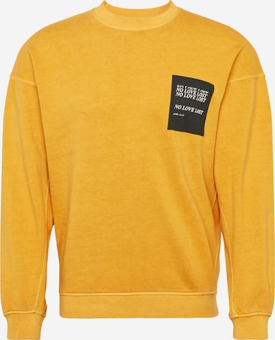 JACK & JONES Sweatshirt in gelb, Produktansicht
