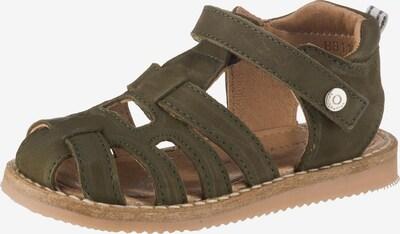 BELLYBUTTON Baby Sandalen in grün, Produktansicht