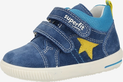 SUPERFIT Lauflernschuhe in blau, Produktansicht
