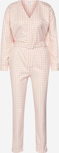 EDITED Overall 'Ilvie' in mischfarben / rot / weiß, Produktansicht