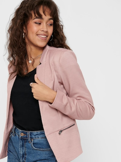 ONLY Blazer in rosa, Modelansicht