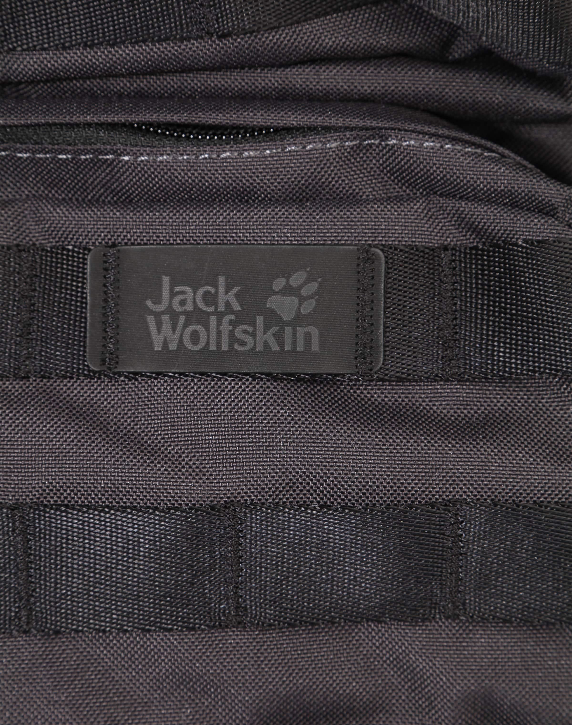 Jack Wolfskin 32' In DunkelgrauSchwarz Rucksack 'trt k0wOPn