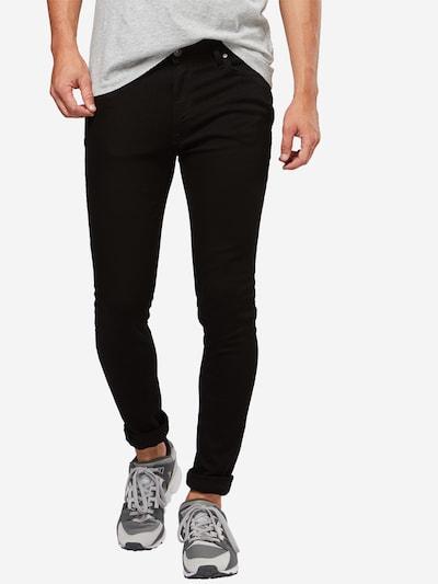 Jeans 'Liam' JACK & JONES pe negru, Vizualizare model