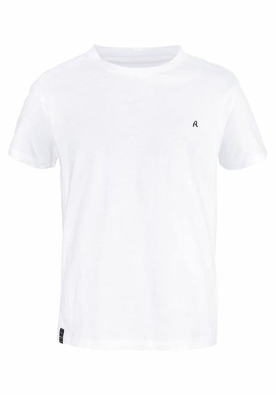 REPLAY T-Shirt, mit Crew Neck (2 Stück)