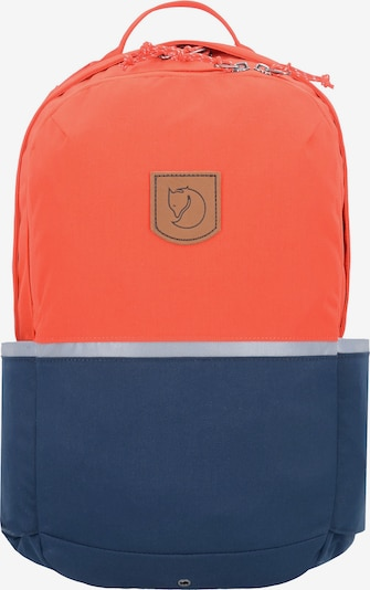 Fjällräven Rucksack 'High Coast' in navy / grau / orangerot, Produktansicht