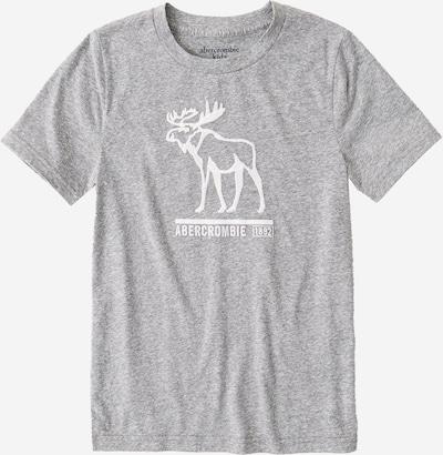 Abercrombie & Fitch T-Shirt en gris, Vue avec produit