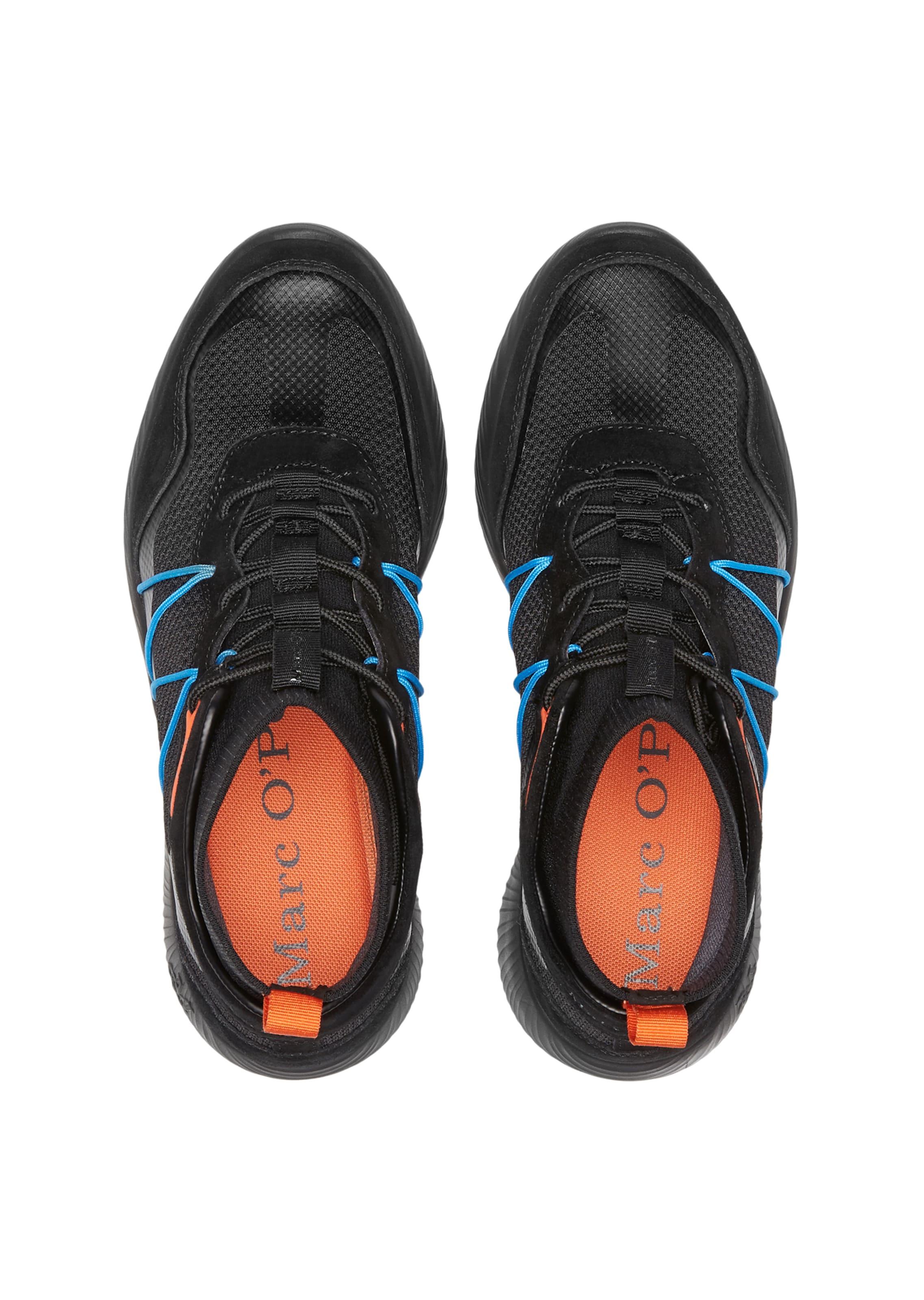 O'polo In Sneaker AquaKoralle Schwarz Marc qcS4Aj53RL