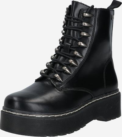 MTNG Boots 'Storm' en noir, Vue avec produit