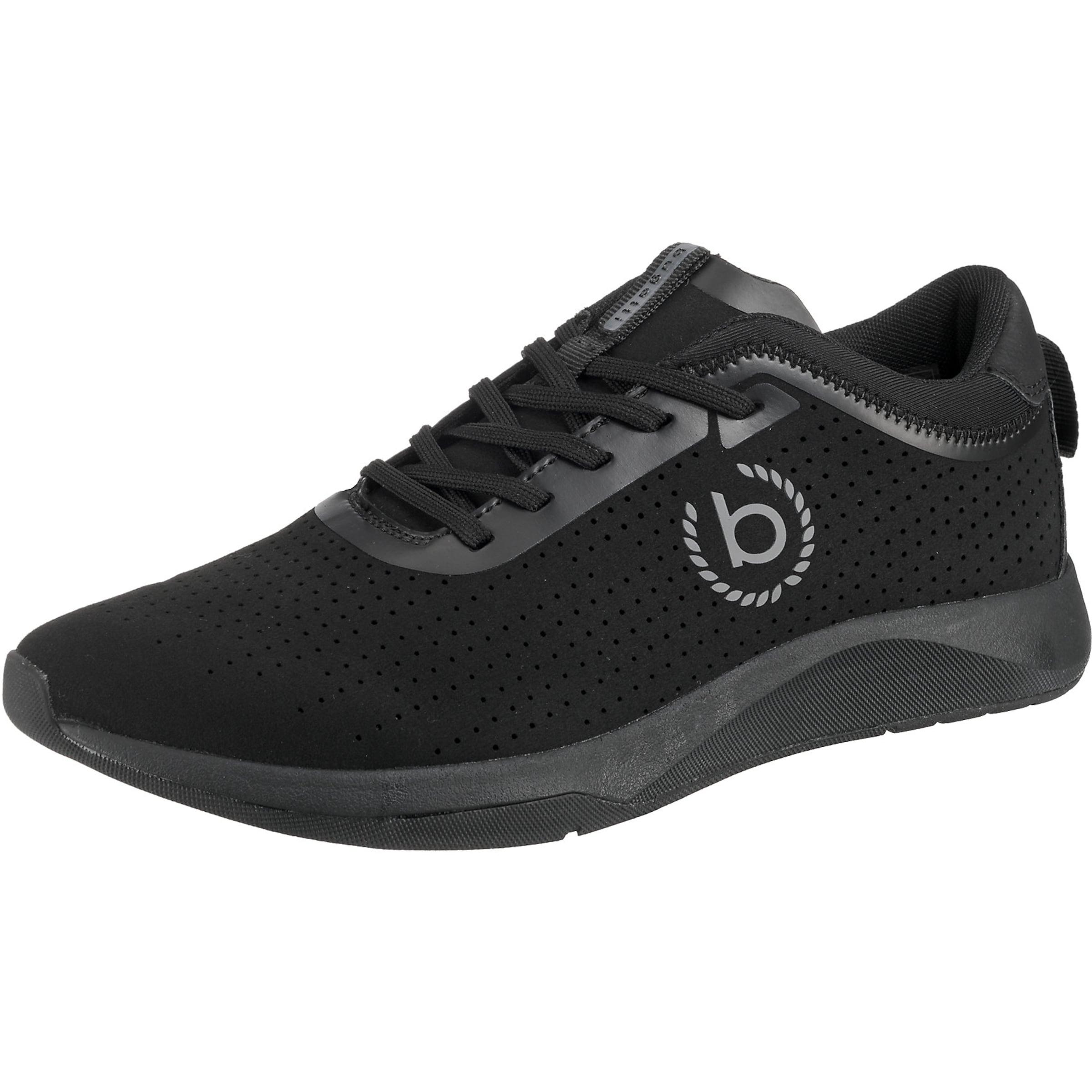 Noir Bugatti Baskets En Basses 'factor' D9IH2E