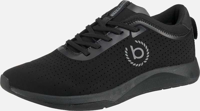 Noir Bugatti Baskets En Basses 'factor' D9IH2E