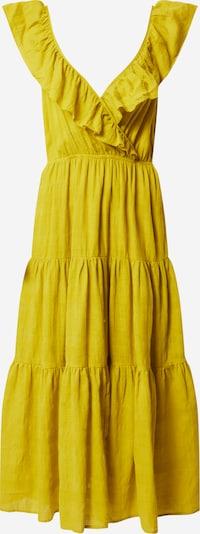 OBJECT Kleid 'OBJAYJA' in limone, Produktansicht