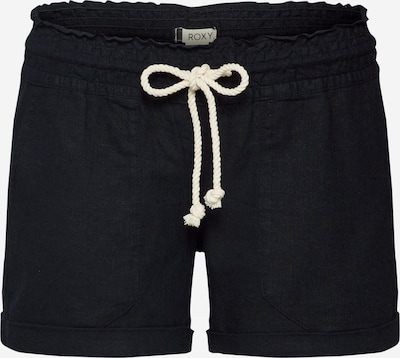 ROXY Pantalon 'LITTLE KISS' en noir, Vue avec produit