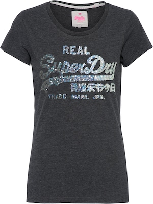 Superdry T-Shirt 'ENTRY'