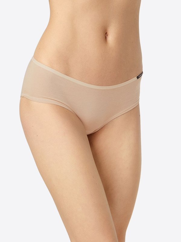Skiny 'Advantage   Cotton' Panty 2er Pack in nude: Frontalansicht