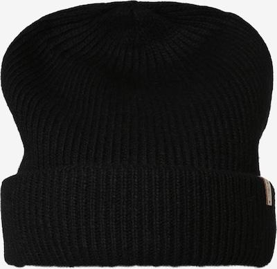 ROECKL Mütze 'Essentials' in schwarz, Produktansicht