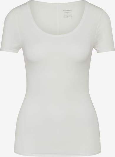 SCHIESSER Shirt in weiß: Frontalansicht