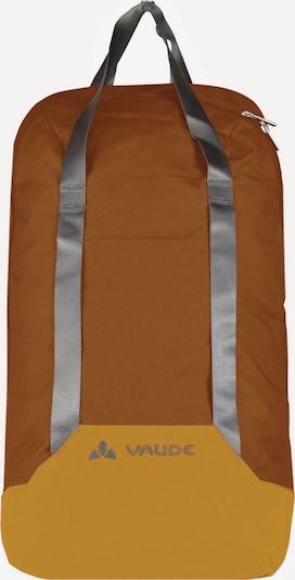 VAUDE Colleagues Comrade Rucksack Shopper Tasche 48,5 cm in braun / curry, Produktansicht