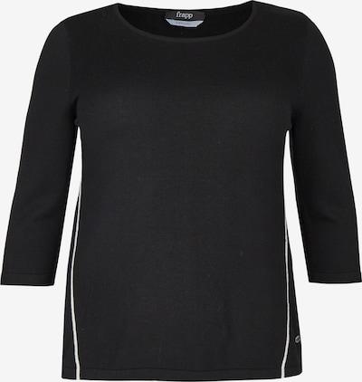 FRAPP Pullover in schwarz, Produktansicht