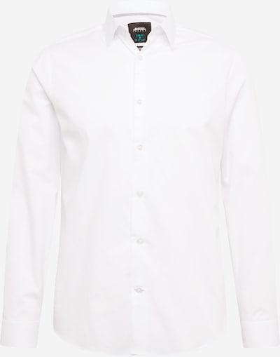 BURTON MENSWEAR LONDON Poslovna košulja 'SSC WHT DOBBY STRTCH' u bijela, Pregled proizvoda