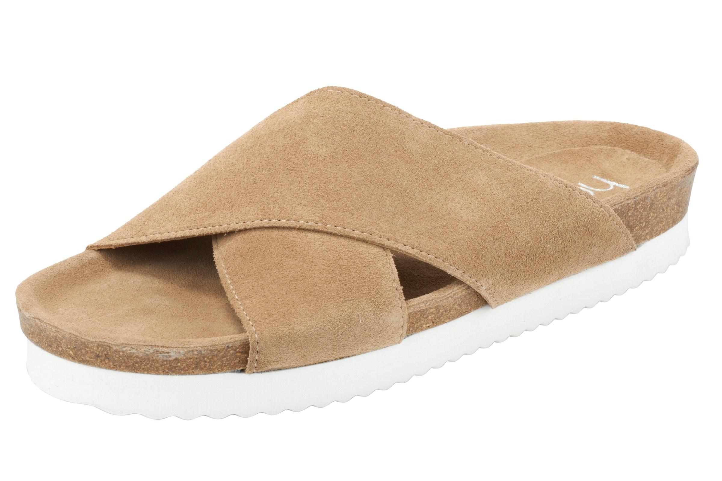 heine Pantolette Verschleißfeste billige Schuhe Hohe Qualität