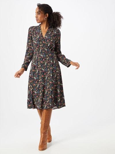 Pepe Jeans Kleid 'Kelly' in mischfarben / schwarz, Modelansicht