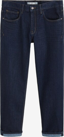 MANGO MAN Jeans 'BOB5' in de kleur Nachtblauw, Productweergave