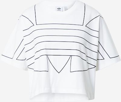 ADIDAS ORIGINALS Camiseta en blanco, Vista del producto