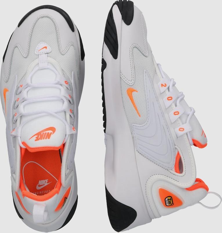 Gama de Ocho Sedante  Nike Sportswear Sneaker 'Nike Zoom 2K' in grau / orange | ABOUT YOU
