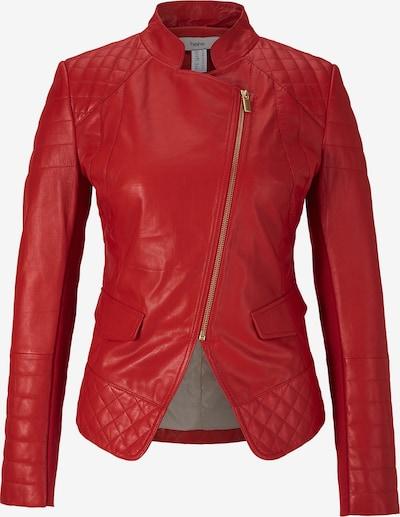 heine Jacke in rot, Produktansicht