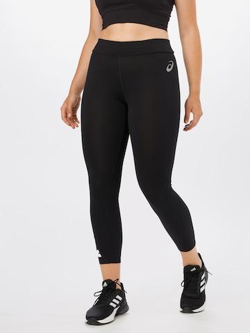 Pantalon de sport 'ESNT' ASICS en noir