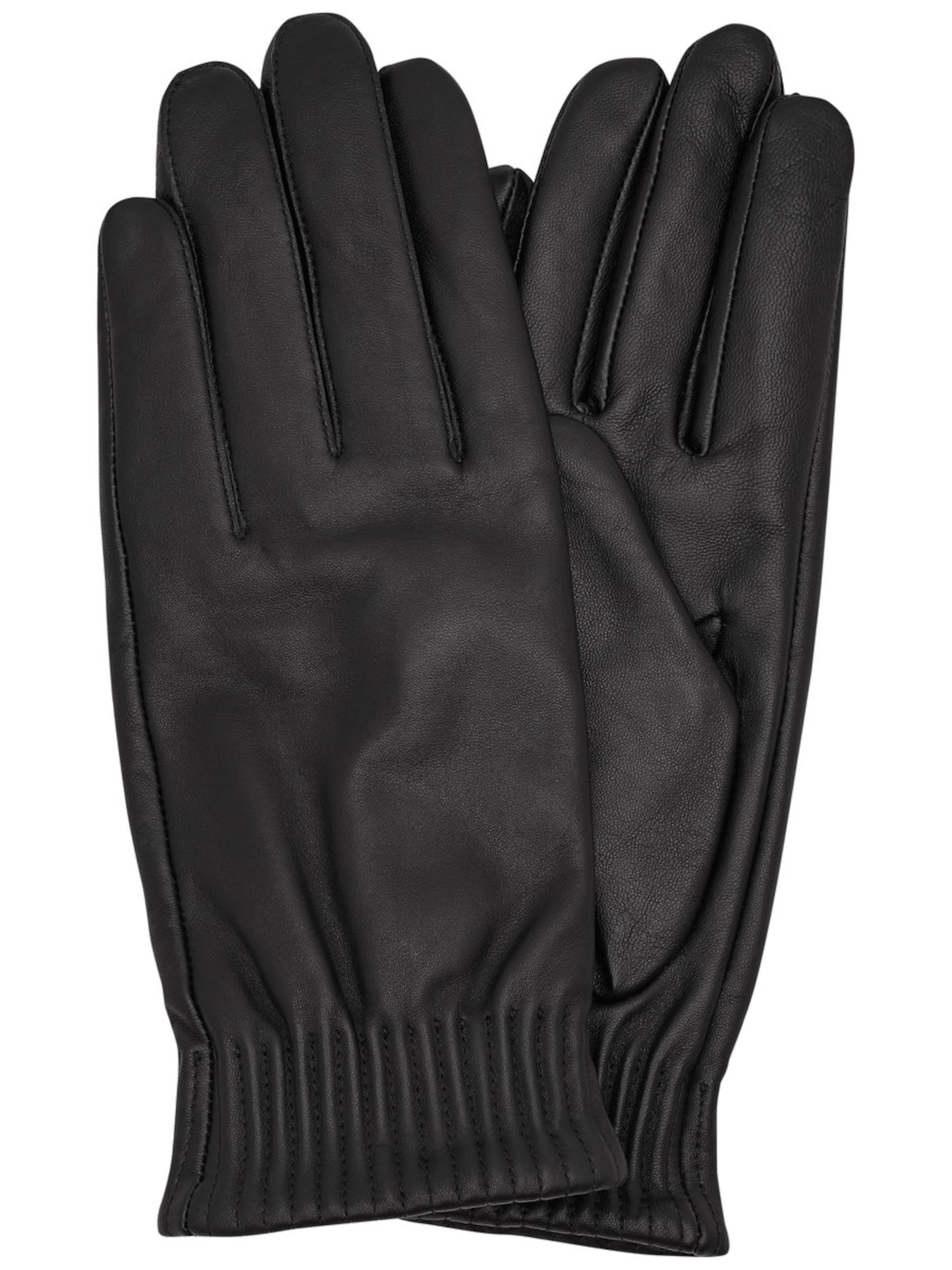 ONLY Leder-Handschuhe Erschwinglich dk7YjxHx