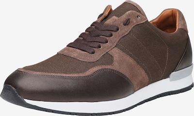 SHOEPASSION Sneaker 'No. 111 MS' in braun / karamell / kastanienbraun, Produktansicht