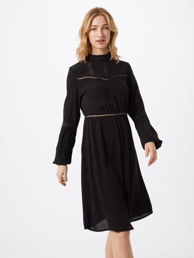 OBJECT Kleid 'OBJSIFKA' in schwarz, Modelansicht