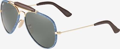 Ochelari de soare '0RB3422Q' Ray-Ban pe auriu / negru, Vizualizare produs