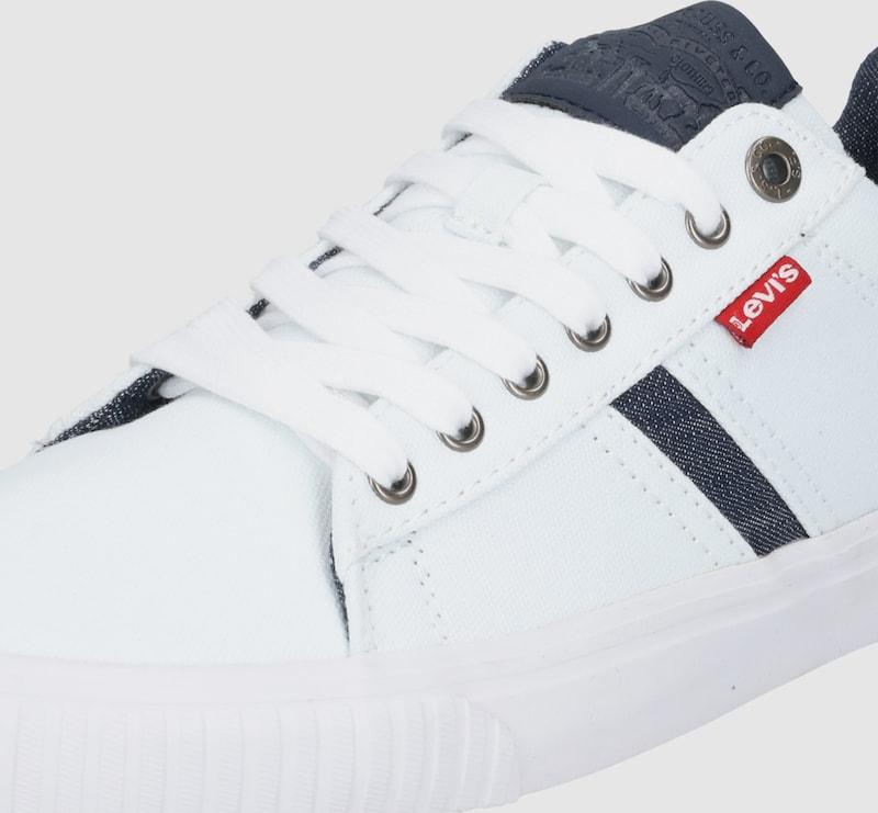 Haltbare Mode Schuhe billige Schuhe LEVI'S | Canvas-Sneaker Schuhe Mode Gut getragene Schuhe fd2de7