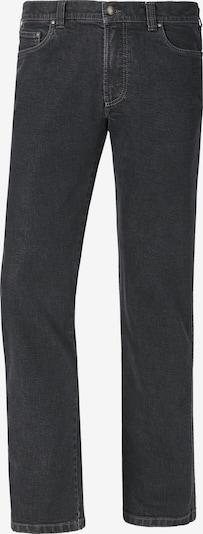 Charles Colby Jeans 'Duke Linoel' in de kleur Donkergrijs, Productweergave
