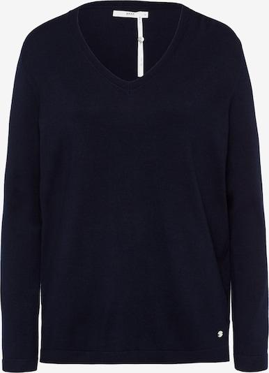 BRAX Pullover in nachtblau: Frontalansicht